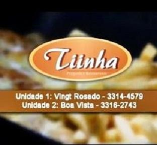 Tiinha Restaurante