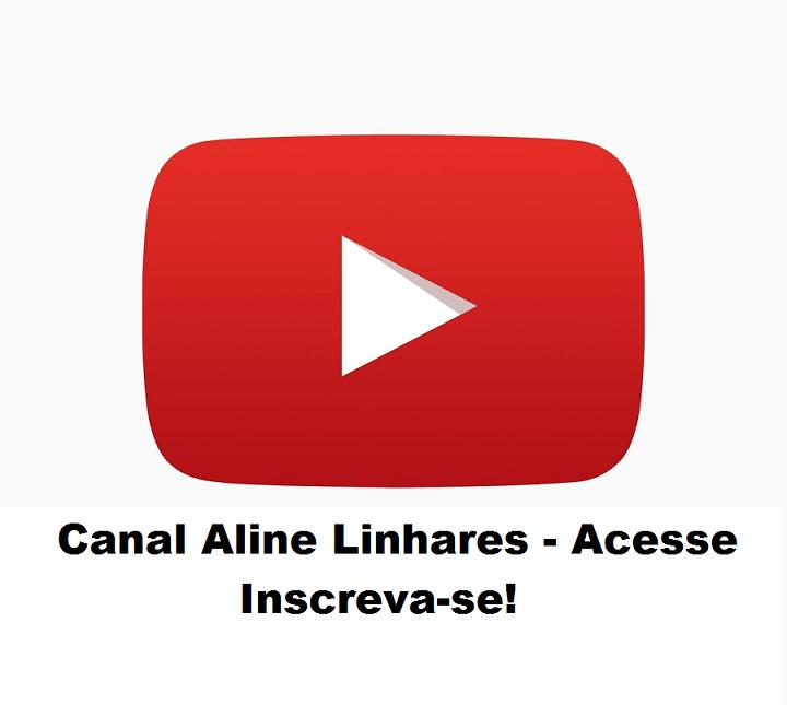 Canal Aline no Youtube